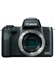 Aparat Foto Mirrorless Canon EOS M50, Body, Negru